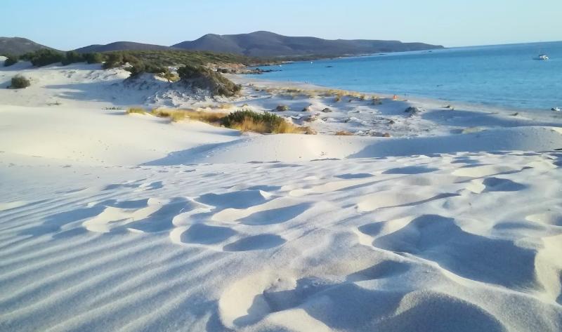 Itinerario al sud sardegna con le bellissime dune di porto pino