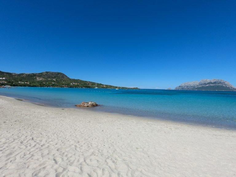 Una delle spiagge più belle della Sardegna nord est e di porto istana