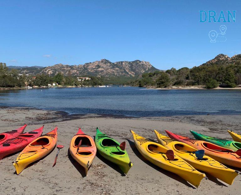 cosa vedere a orosei e giro in kayak