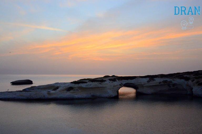 cosa vedere a oristano tramonto a s'archittu