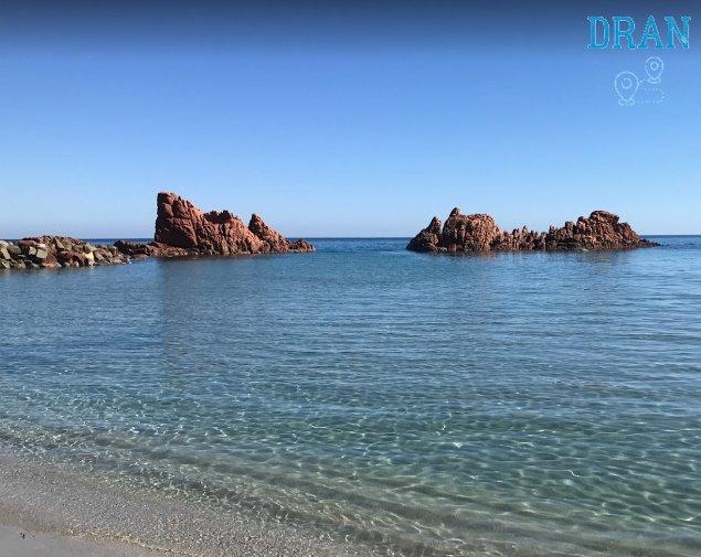 cosa vedere ad arbatax spiagge e rocce