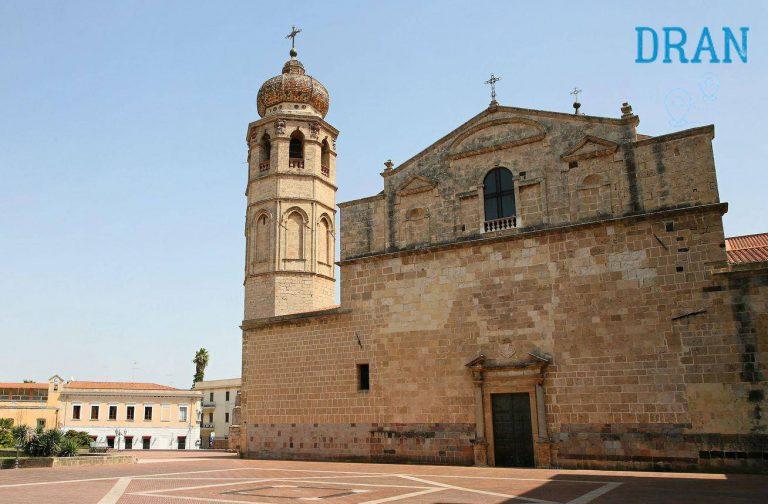 cosa vedere a oristano la cattedrale
