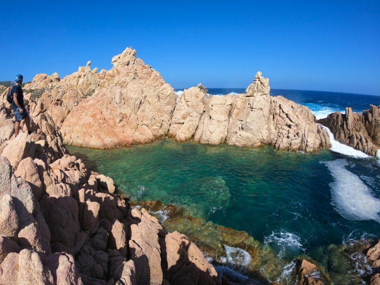 perfect mix of sardinia magnifico trekking in costa paradiso